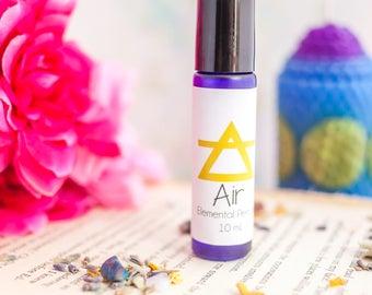 Air Perfume and Anointing Oil - Wicca Perfume - Magic - Boho Perfume - Perfume Oil - Fragrance Oil - Elemental Perfume