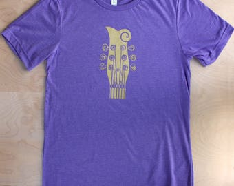 Prince Cloud Guitar Tshirt