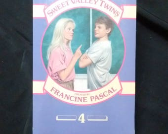 1980's Sweet Valley Twins Boxed Set #4 Unopened still in shrink wrap