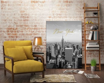 Bon New York Wall Art | Etsy