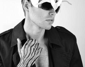 Zocculus Cosmic antenna Shades Mens Womens Sunglasses avant garde futuristic festival glasses accessory burning man festival