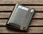 Mens Leather Wallet, Wallet, Mens Wallet, Bi fold Wallet