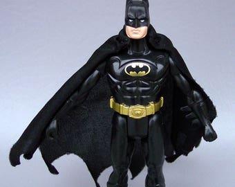 1992 Batman Returns Shadow Wing Batman with Cape C85 Near Mint