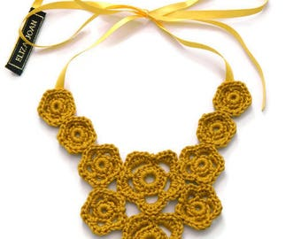 Etsy your place to buy and sell all things handmade for Mustard colored costume jewelry