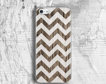 Wood chevron pattern case for iPhone SE Case rubber for iPhone 5s Case zig zag pattern for iPhone 5 Case for iPhone 5c Case for Samsung S8