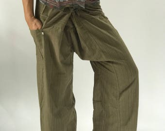 TCP0031 Thai fisherman/Yoga are pants Free-size: Will fit men or woman