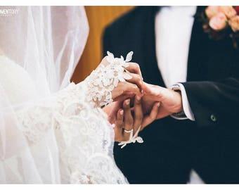 Long Ivory Wedding gloves bridal gloves lace gloves fingerless gloves ivory gloves french lace gloves free ship 0006