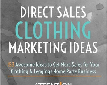 Marketing Ideas for Direct Sales Clothing Business Including Lularoe