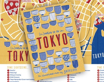 Pre-order (N)oodles to do in Tokyo - A complete travel guide