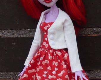 Outfit for Monster High dolls.