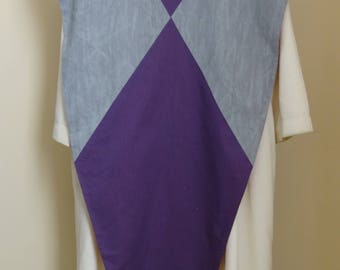 Clergy Tunic for Lent and Pentecost