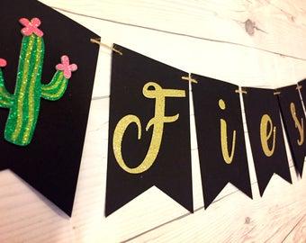 Fiesta banner, Fiesta decorations, Fiesta party decor, Fiesta, Fiesta 1st birthday, Fiesta birthday, Fiesta decor