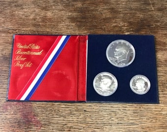 United States Bicentennial Silver Proof Set 1776-1976