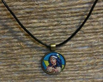 Wonder Woman Kids Necklace