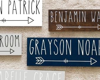 Christmas Gift For Baby, Personalized Baby Gift, Wooden Name Sign, Nursery Name Sign, Name Sign Nursery, Baby Name Sign, Baby Shower Gift