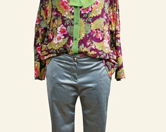 Women's blouse Flores. Gr. 42/46