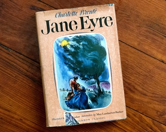 JANE EYRE by Charlotte Bronte. 1946 The World Publishing Co. edition