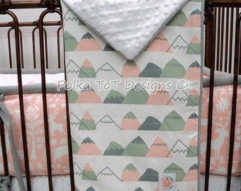 Baby Blankets & Toddler Coverlets