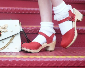 Leather Sandals / Handmade Sandals for Women / Summer Shoes / Leather Shoes / Womens Clogs / Womens Sandals / Sandgrens / Victoria