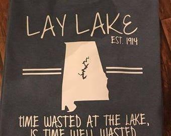 Lay Lake T-shirt