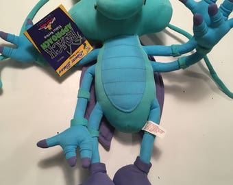 Roach Approach Signed Plush