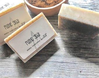 HANDMADE Soap / GOAT's Milk soap / Pumpkin soap / Coffee soap /Alaska soap / soap made in Alaska / gift soap