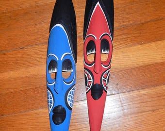 Kenyan masks