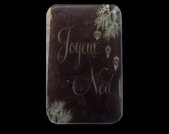 "Fantasy and original soap "" JOYEUX NOEL "" Gingerbread fragrance"