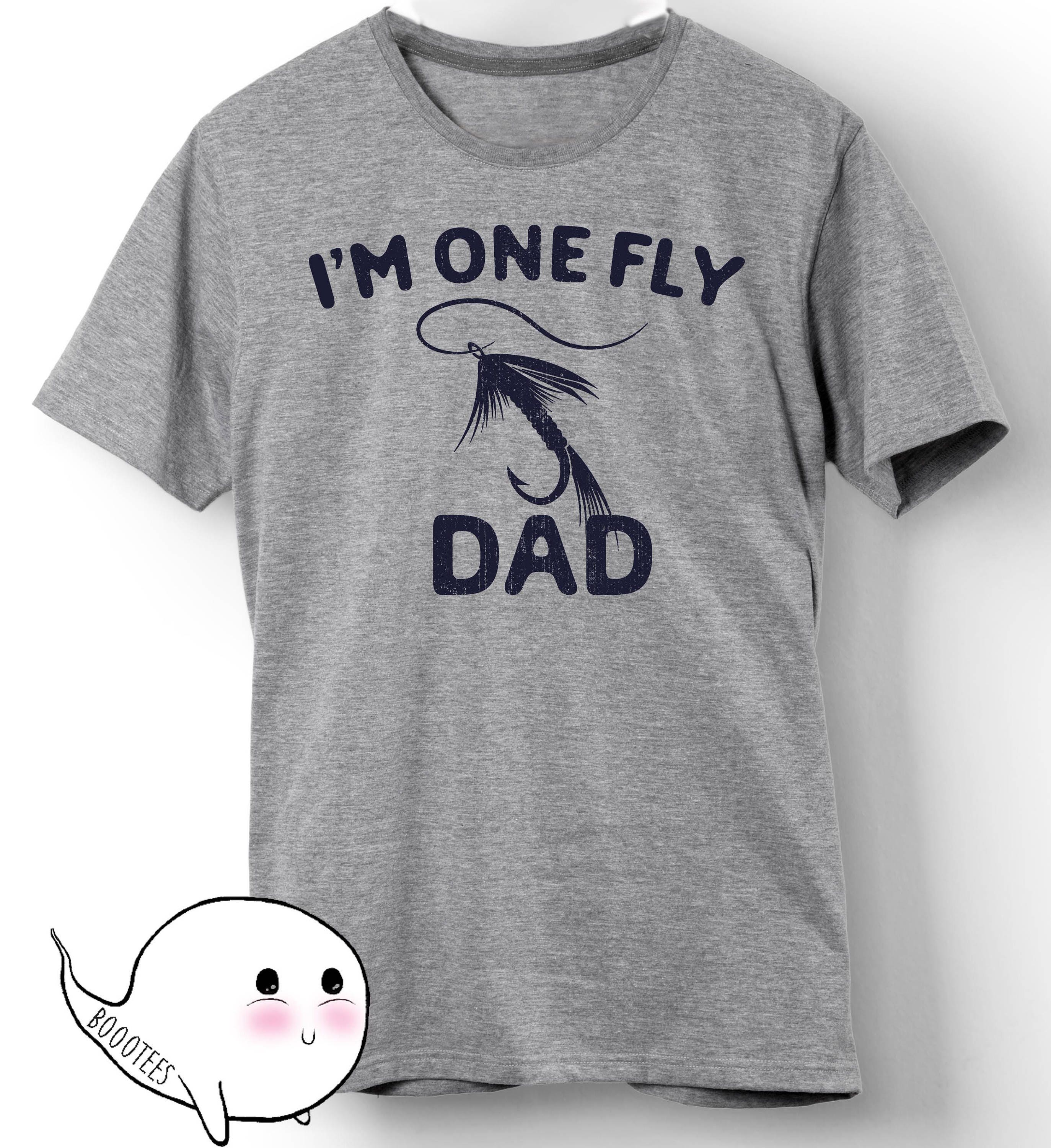 Fishing gift for dad christmas shirt funny fishing t shirt for Fishing gifts for dad