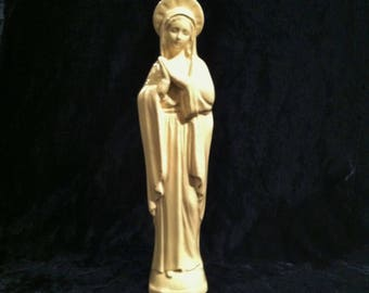 Unique Virgin Mary Vase