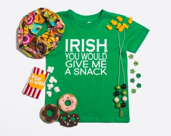 IRISH Snack Tee