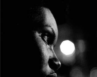 Melanin, Black Woman Art, Afro Art, Black Girl Magic, Black Art Posters, Black Queen, African American Art, Moonlight, Urban Photography