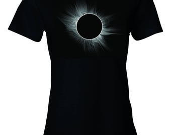 Ladies - Totality Solar Eclipse - FREE SHIPPING