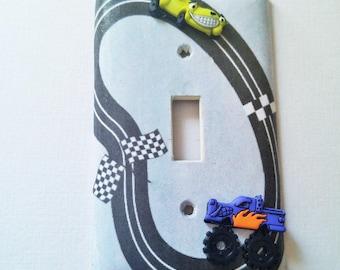 race car bedroom | etsy