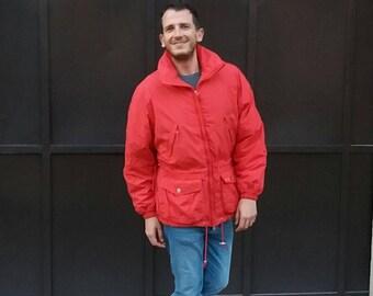 Vintage Ellese Jacket 80 Red