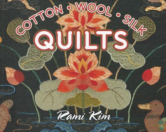 Elegant Cotton, Wool and Silk Quilts:  quilt patterns with an Asian influence.