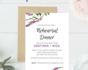 Custom Wedding Bachelorette Invitation Digital Design