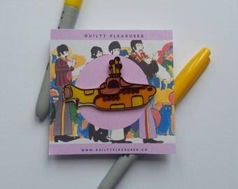 Yellow Submarine Pin | The Beatles Pin