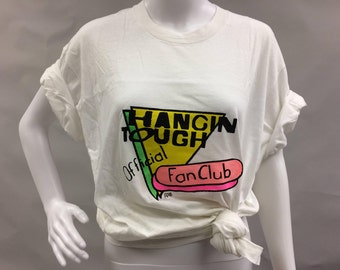 Rare | NOS NKOTB | New Kids on the Block | Hangin' Tough Official Fan Club | Size XXL