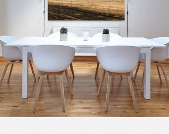 Wheat Field, Harvest Art, Agriculture, Country Wall Decor, Dining Room Decor ,