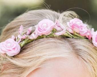 Flower Girl Headband