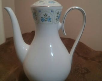 Franconia krautheim Selb Bavaria coffee pot made in Germany.
