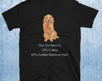 Golden Retriever T Shirt, Golden Retriever Shirt, Golden Retriever T-shirt, Golden Retriever Tshirt, Golden Retriever Tee, Golden Retriever