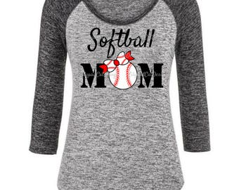 Softball Mom SVG, DXF PNG, sports svg, baseball svg, softball svg, sports svg, softball shirt, bow svg, mom svg, softball clipart