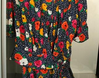 Pure silk Fantasy Dress