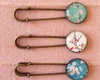 Brooches Motif Japanese Brooch Japanese