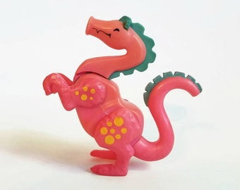 Rare Vintage Fisher Price Little People Dragon