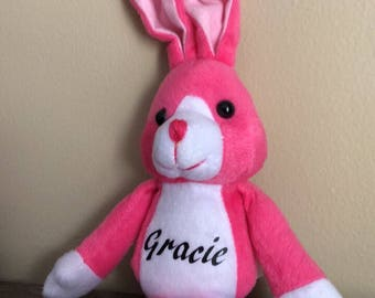 Easter bunnie, Easter Gift-Personalized gift,