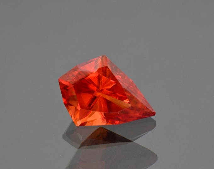 UPRISING SALE! Excellent Red Rhodochrosite Gemstone from South Africa 4.22 cts. (GIA Cert.)