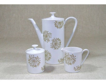 Arzberg Porcelain Coffee Set